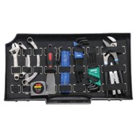 ORGANISATEUR VERTICAL POUR OUTILS  PELICASE 0450 TROLLEY Soluprotech