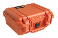 PELICASE 1120 ORANGE avec mousse Soluprotech