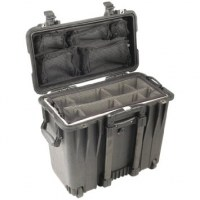 PELICASE 1440 NOIR avec photo separateurs Soluprotech