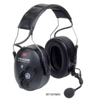 Peltor WS Protac XP Headset électronique à modulation sonore Bluetooth