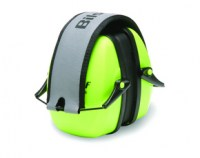 Casque antibruit Honeywell HOWARD LEIGHT - Leightning L2FHV Casque Pliable Haute Visibilité SNR 32